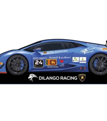 Dilango Racing Sticker