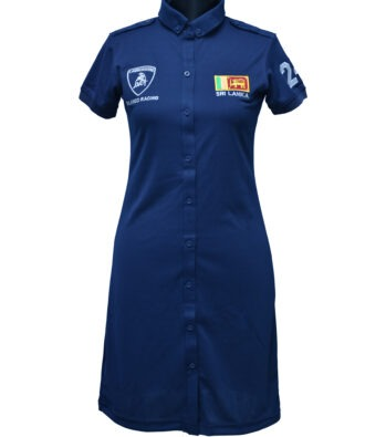 Dilango Racing Ladies Frock